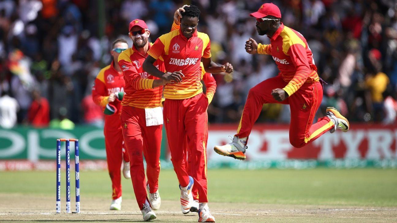 Australia and pakistan to play triseries in zimbabwe