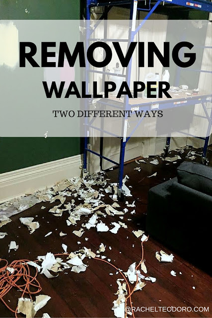 How to Remove Wallpaper Two Different Methods   Removable ...