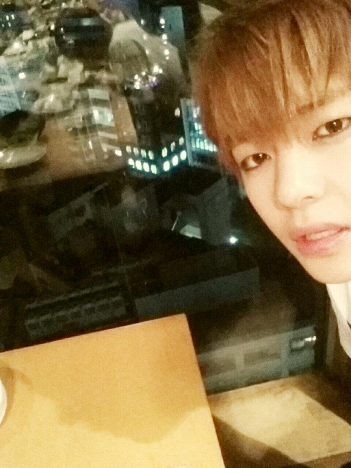 ~ Twitter @BTS_twt ~ ~ posted by: Taehyung ~ ~ day: 31/05/2014 ~ | Bts テテ と 東京