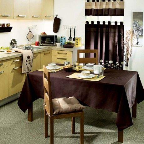 Juego de cortinas para cocina. #cocina #intimahogar #ideas ...