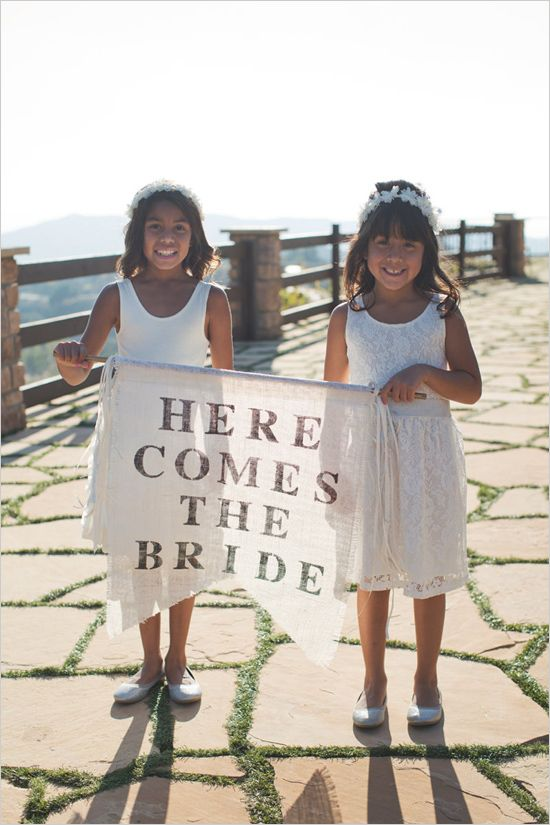 lucky penny wedding tradition you will love flower girls