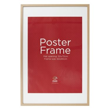 Frame Depot Core 50 X 70 Cm Frame Natural 50 X 70 Cm Poster Frame Frame Photo Frame Design