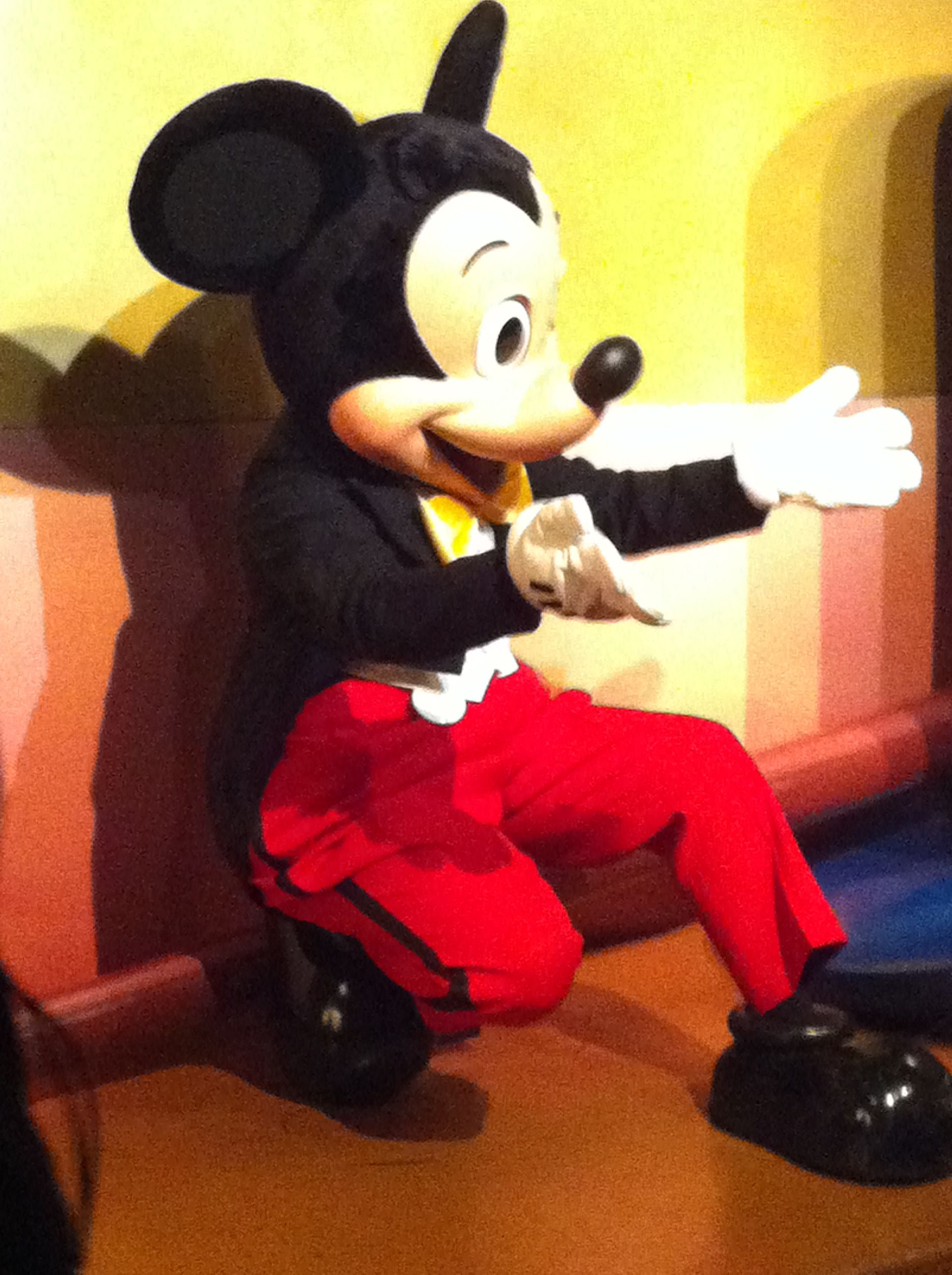 11/19/12 Mickey Mouse