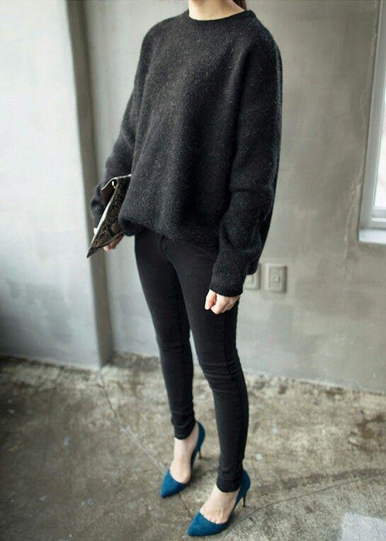 Looks elegantes con pantalón/shorts/franelas