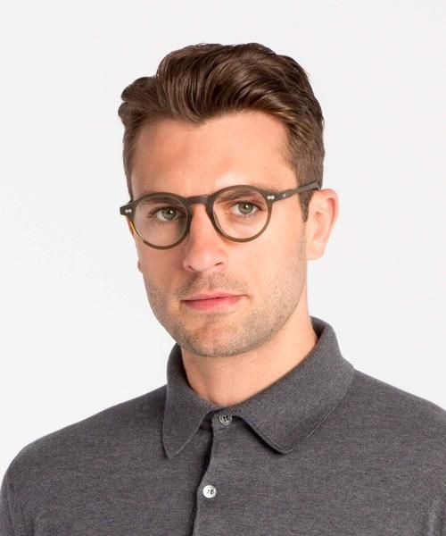 8f343189f2 MOSCOT MILTZEN Glasses in Olive