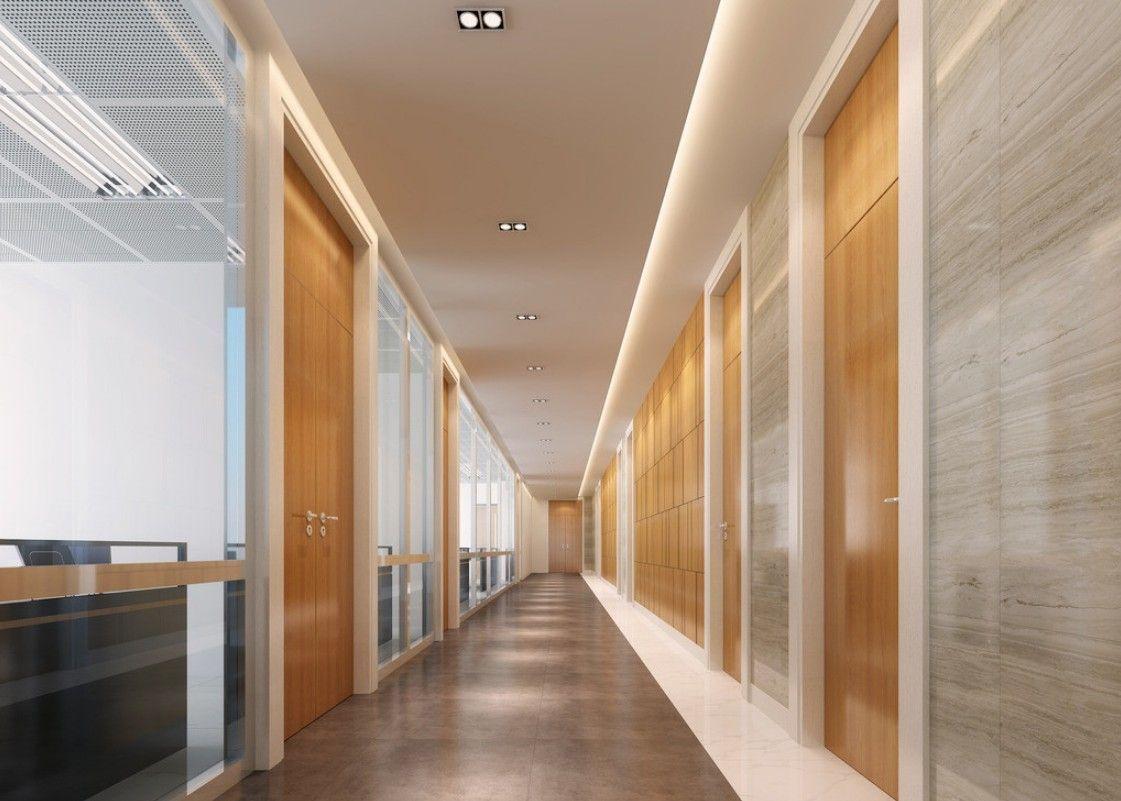 Hospital Corridor Lighting Design: Image Result For LONG CORRIDOR OFFICE