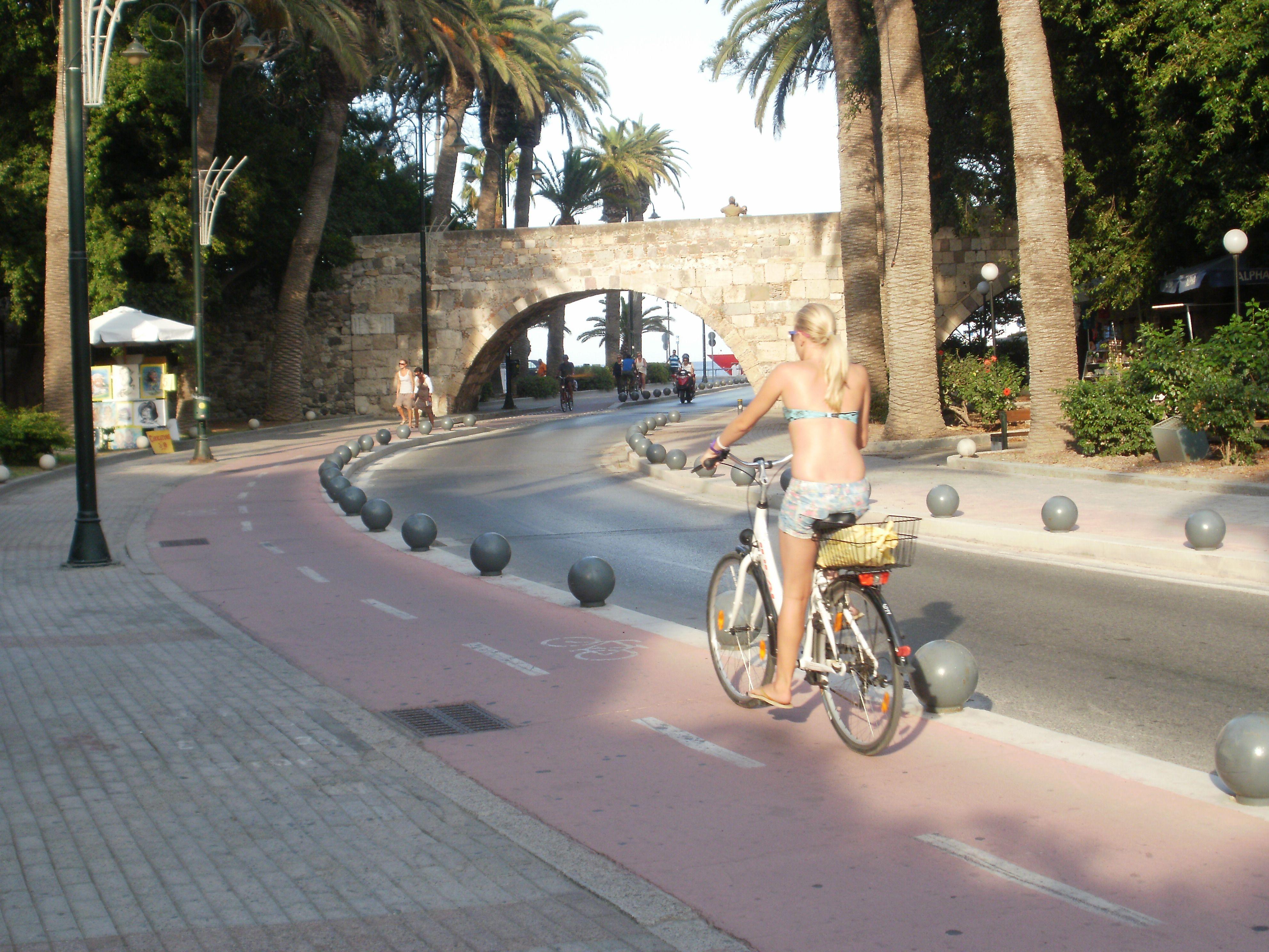 Kos bikes road