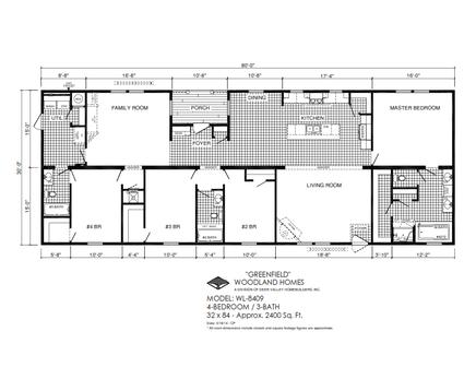 Orchard House - WL9006 - Deer Valley Homebuilders | mobile homes ...