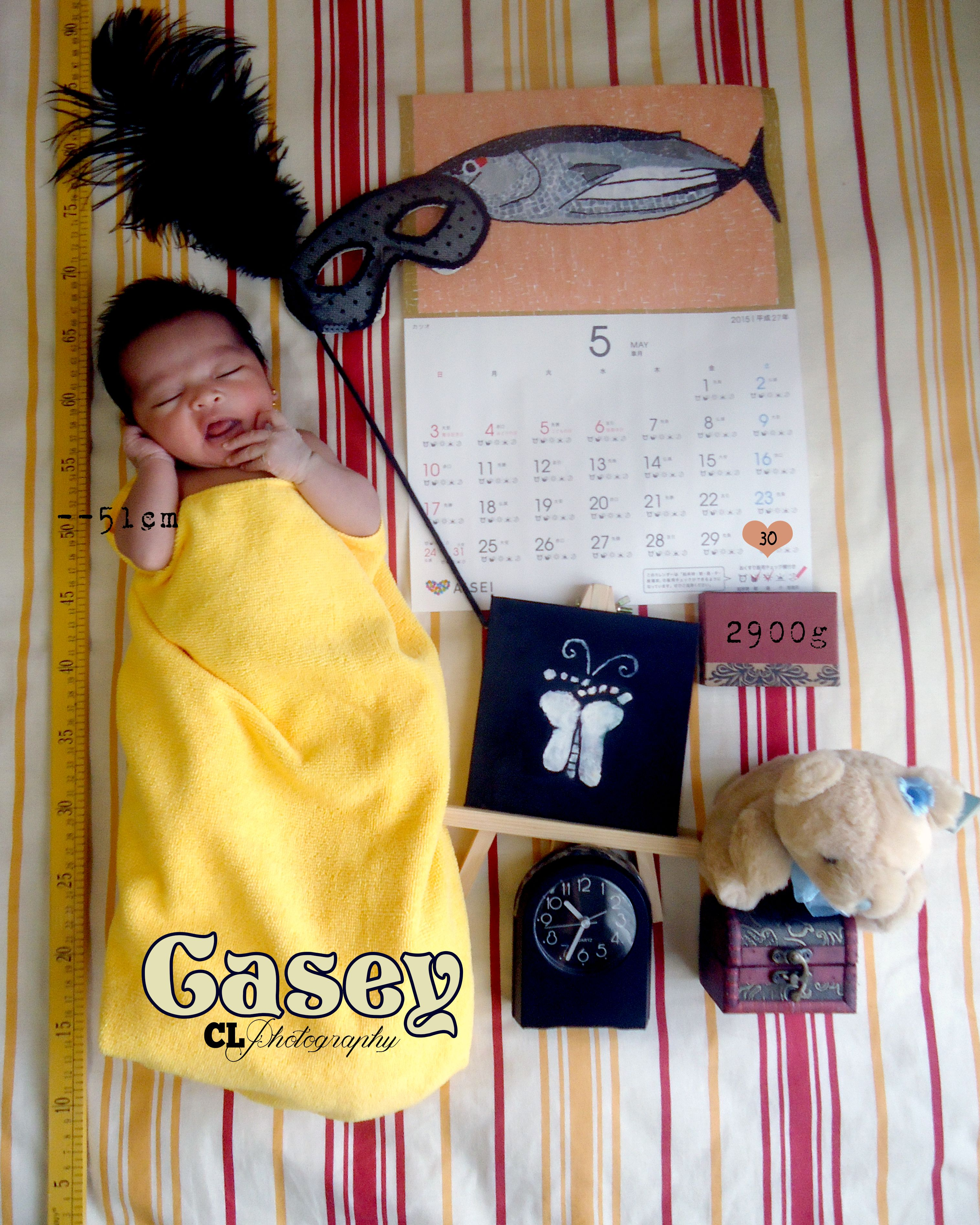 Cassandrea Jade #BabyCasey