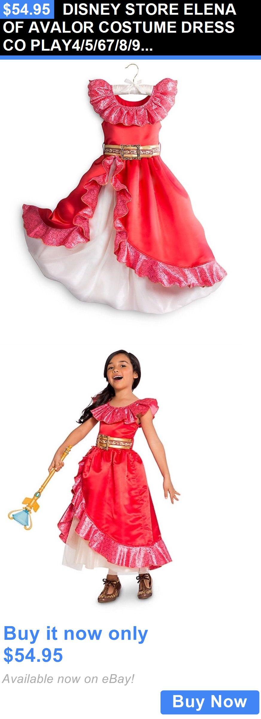 halloween costumes kids disney store elena of avalor costume dress co play45 - Kids Disney Halloween Costumes