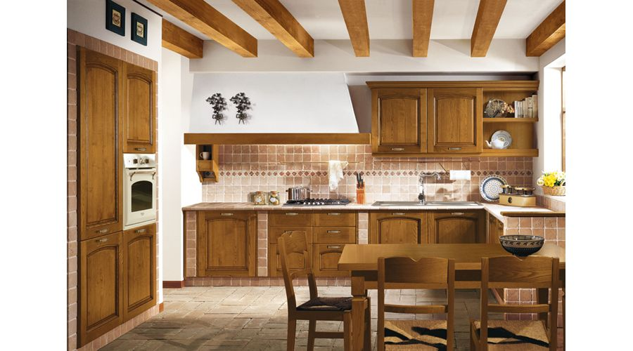 Beautiful Immagini Cucine In Muratura Classiche Photos - Ideas ...