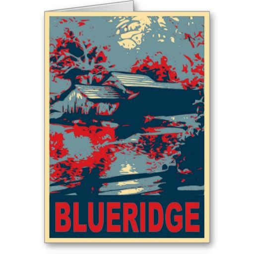 Blueridge Mountains VA, Mabry Mill Greeting Cards