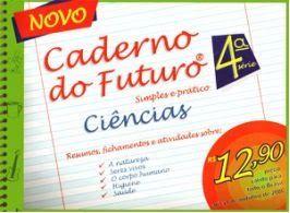 Cadernos Do Futuro Para Download Livros De Ciencia Caderno Do