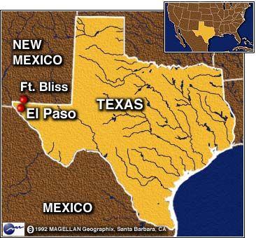 El Paso Texas Texas Mcallen Travel Friends
