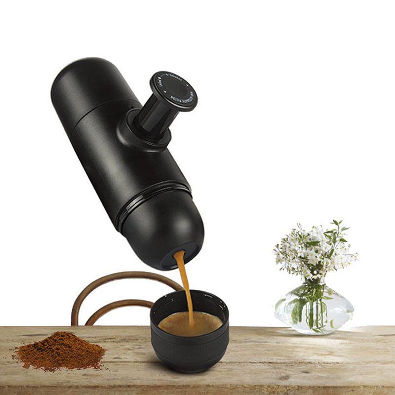 Mini Manual Portable Coffee Maker Mini Espresso Manually Handheld Pressure Espresso Coffe Portable Espresso Maker Portable Coffee Maker Espresso Coffee Machine