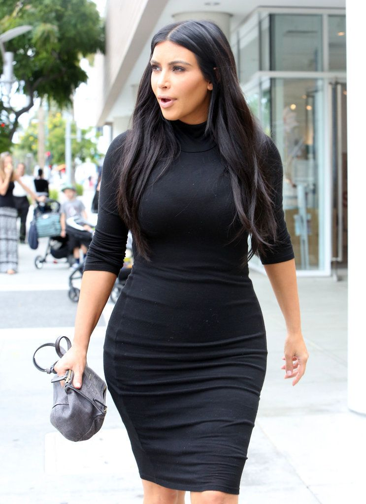 Kim kardashian pregnant flowery dress for plus
