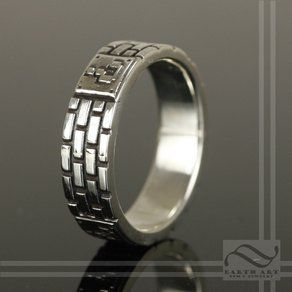 Super Mario Brothers Ring by Austin Moore