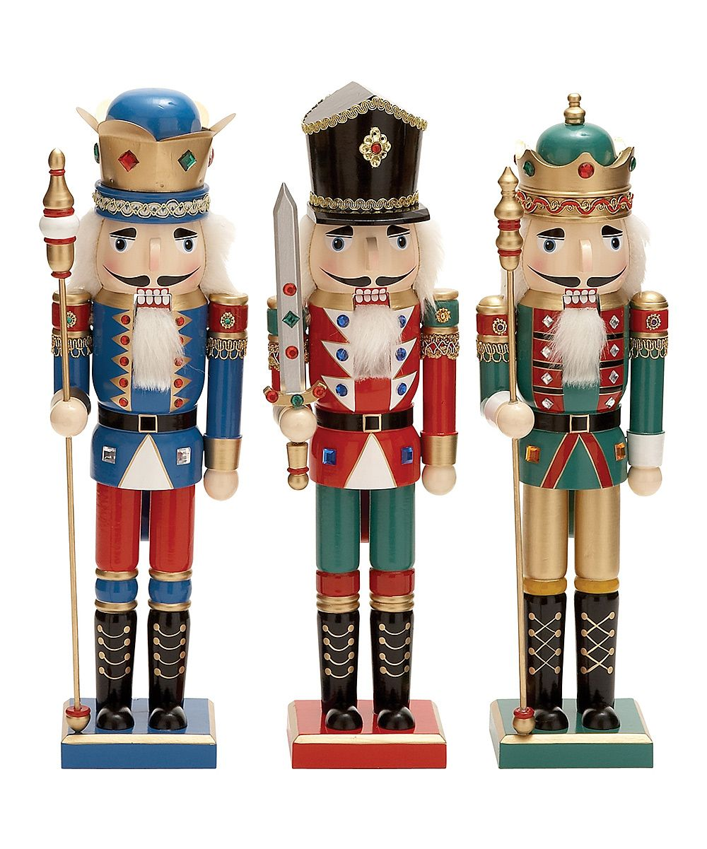 Regal Nutcracker Set | Daily deals for moms, babies and kids