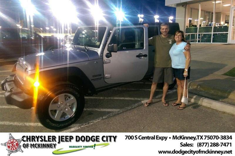 Congratulations To Michelle And Wayne Marchese On Your New Car Purchase From Brent Briggs At Dodge City Of Mckinney Newcarsmell Dodge City New Car Smell Car Purchase
