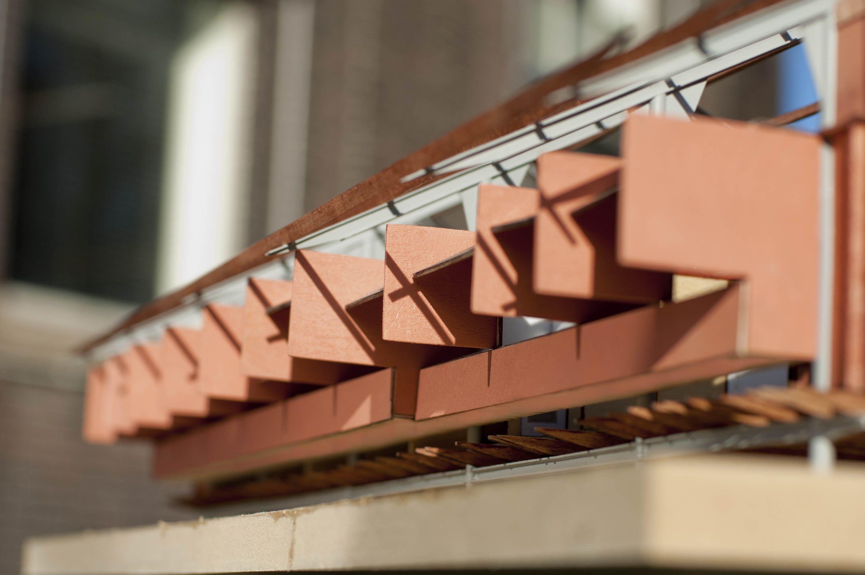 f981681447e8f Architectural model made in Delft