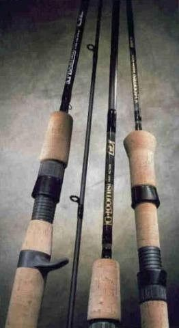 G. Loomis Trout and Panfish Spinning Fishing Rod - GLMSR7811