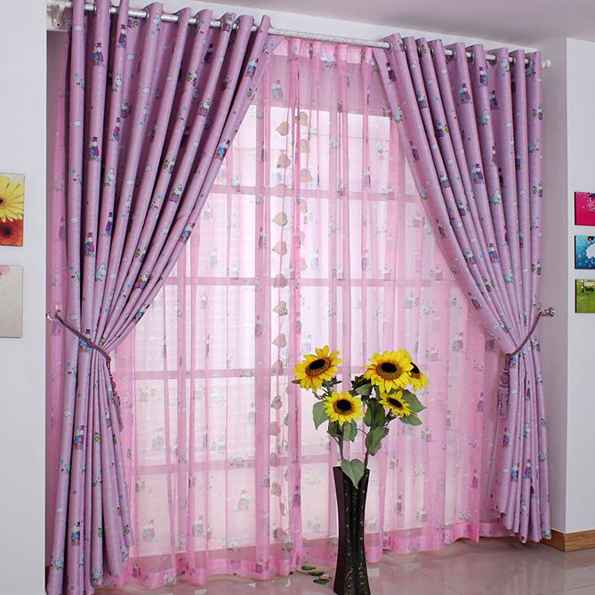 1000+ images about Curtains For Little Girls Room on Pinterest ...