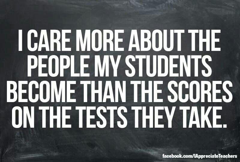 Teachers.....