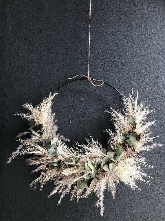 Series BOHO-STYLE, dry flower ripening / Dried flo