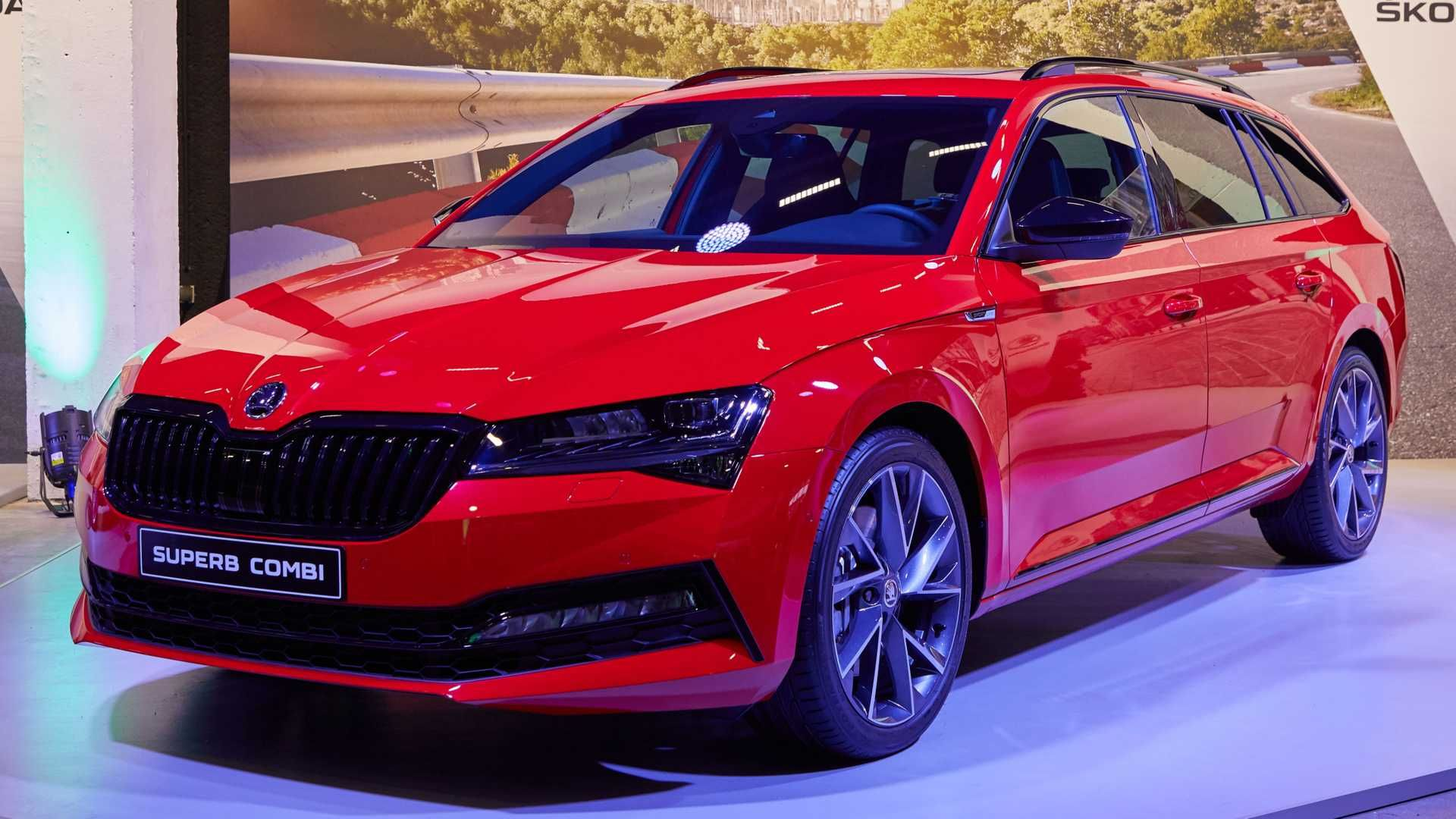 Best Of Review 2020 Skoda Superb Sportline Review And Images And Review Di 2020