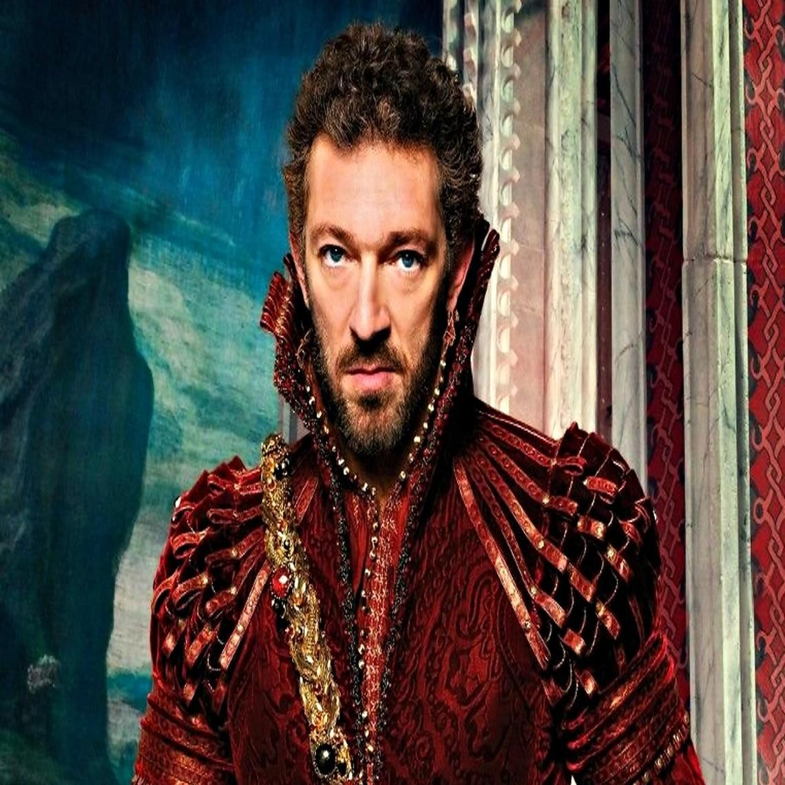 Vincent Cassel as the Prince