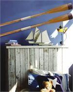 Authentic Models Wooden Lifeboat Oar
