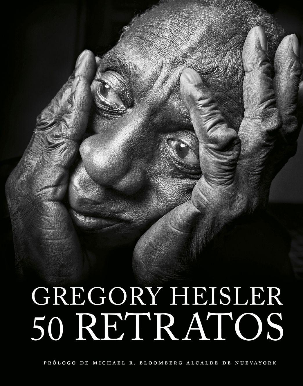 50 retratos de Gregory Heisler.   Para sus admiradores, y para los amantes de la fotografía en general, 50 Retratos ofrece una maravillosa colección de imágenes, tanto en blanco y negro como en color, además de una mirada irrepetible, pocas veces vista sobre el arte de la fotografía: la mirada de un maestro en acción.