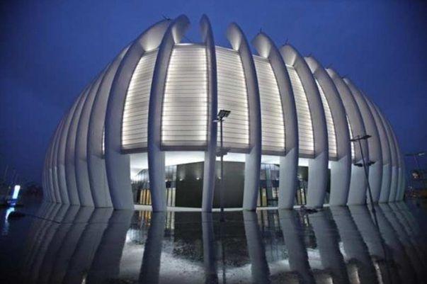 De Verlichting Spreek Mij Hier Aan Daan Modern Architecture Building Modern Architecture Design Architecture