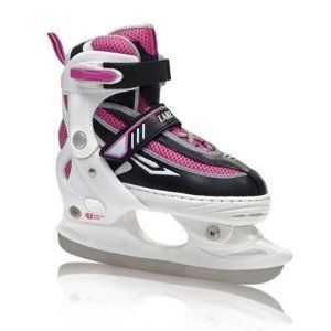 Roller Derby Girls Lake Placid Nitro Adjustable Figure Ice Skate
