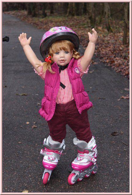 Веселые, задорные, но совсем не вздорные! Куклы Моники Левениг из моей коллекции / Коллекционные куклы Masterpiece dolls / Бэйбики. Куклы фото. Одежда для кукол
