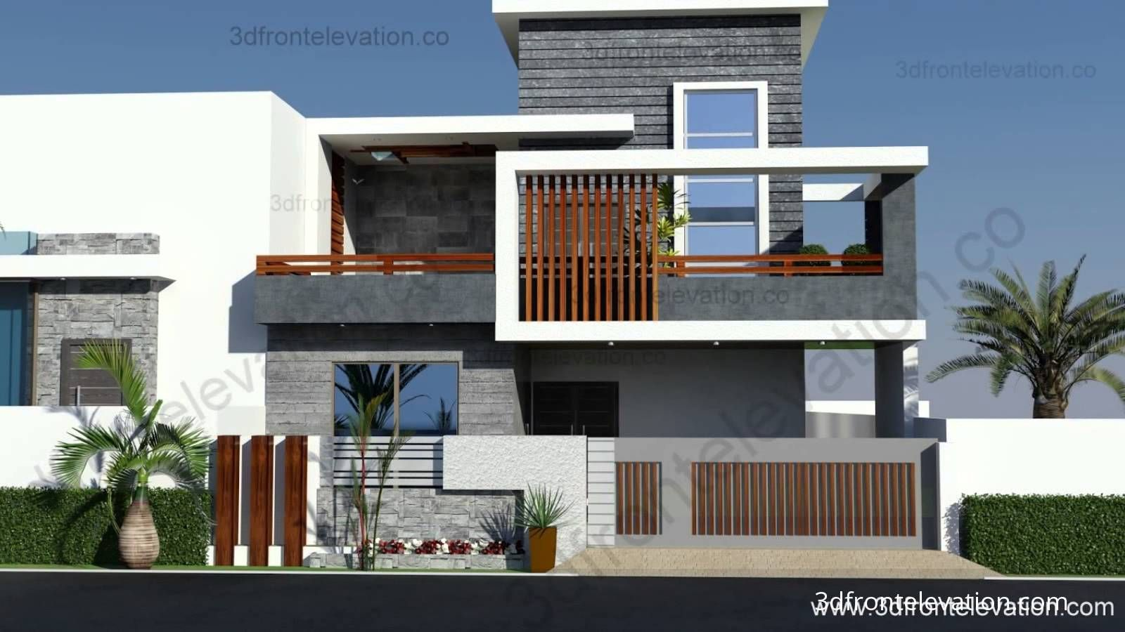 Image result for pakistan front view of marla house with ft elevation also best construction images balcony rh pinterest