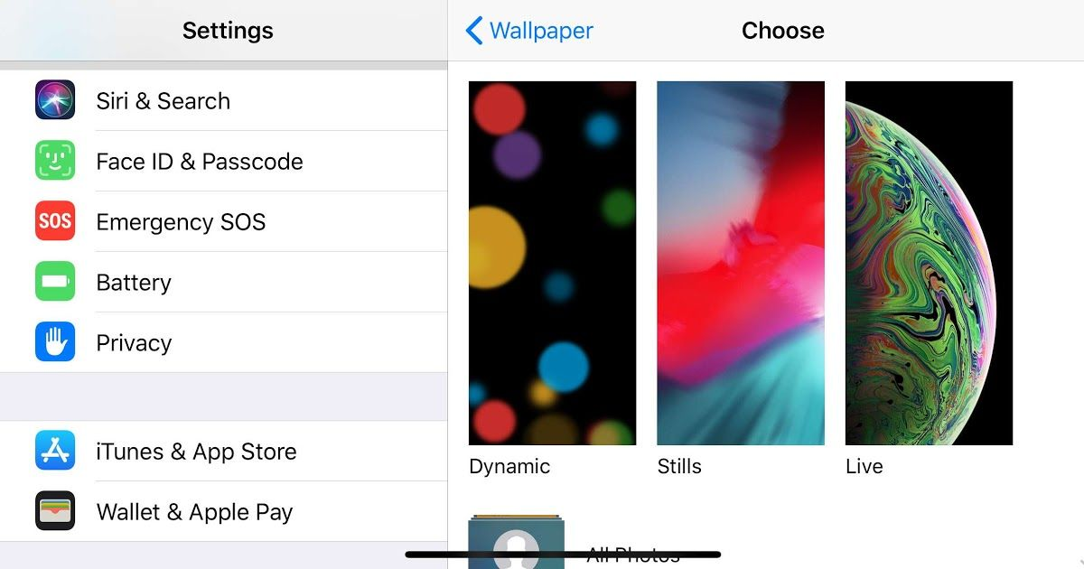 How To Use Live Wallpapers On Your Iphone Best Live Wallpaper Apps For Iphone X Iphone 8 And 8 Plus Live Wallpaper Iphone Wallpaper App Geometric Wallpaper