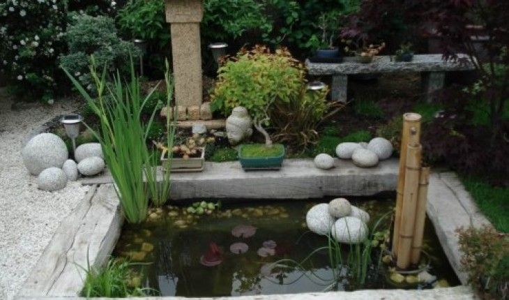 dcoration jardin zen japonais