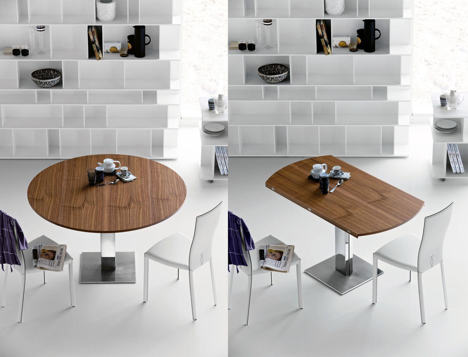 Beautiful Tavoli Da Cucina Rotondi Allungabili Ideas - Home ...
