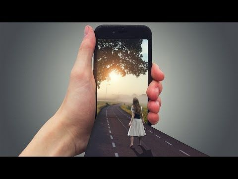 How To Create 3d Mobile Effect Photoshop Tutorial Youtube Photoshop Tutorial Photoshop Video Tutorials Photoshop Tutorial Manipulation