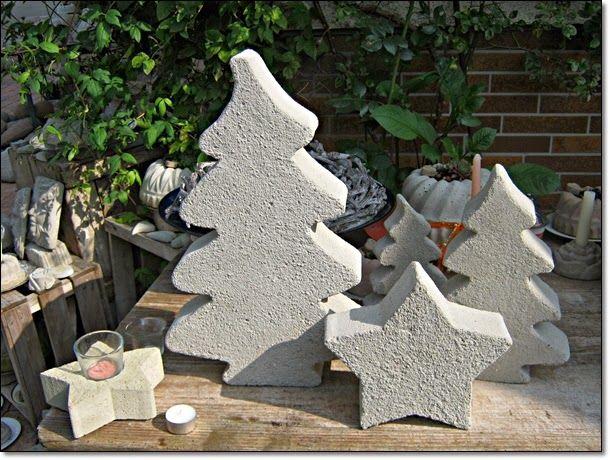 neues vom lindenhof: ernestines leidenschaft für beton | beton, Gartenarbeit ideen