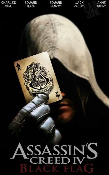 ♥ assassins creed 4 ♥