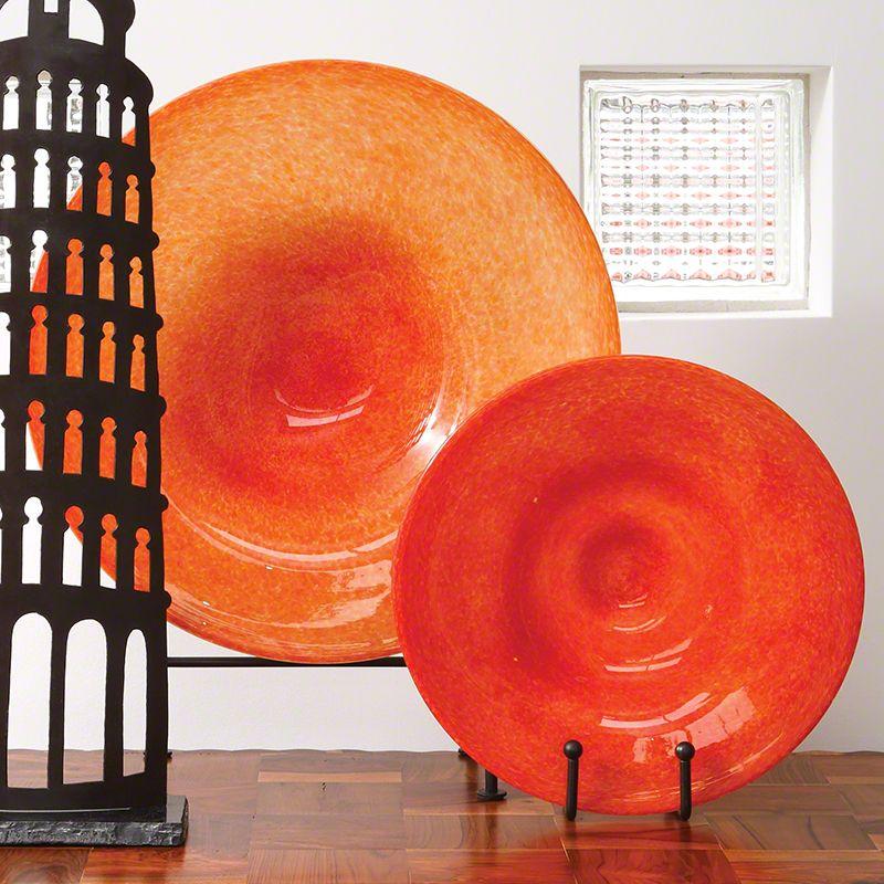 Orange Decor Home Accents