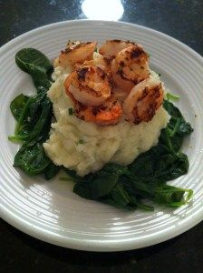can you eat shrimp on slow carb diet
