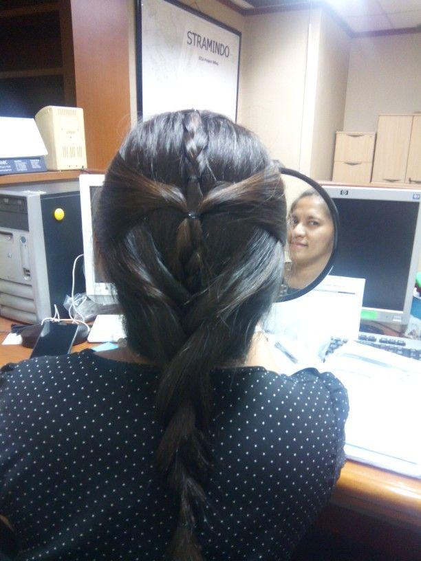 Braid Inspired By Freya The Ice Queen Hair Do Hair Styles
