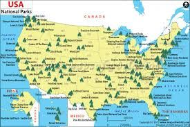 Pin by Julie Smith on US National Parks | Usa travel map, Us ...