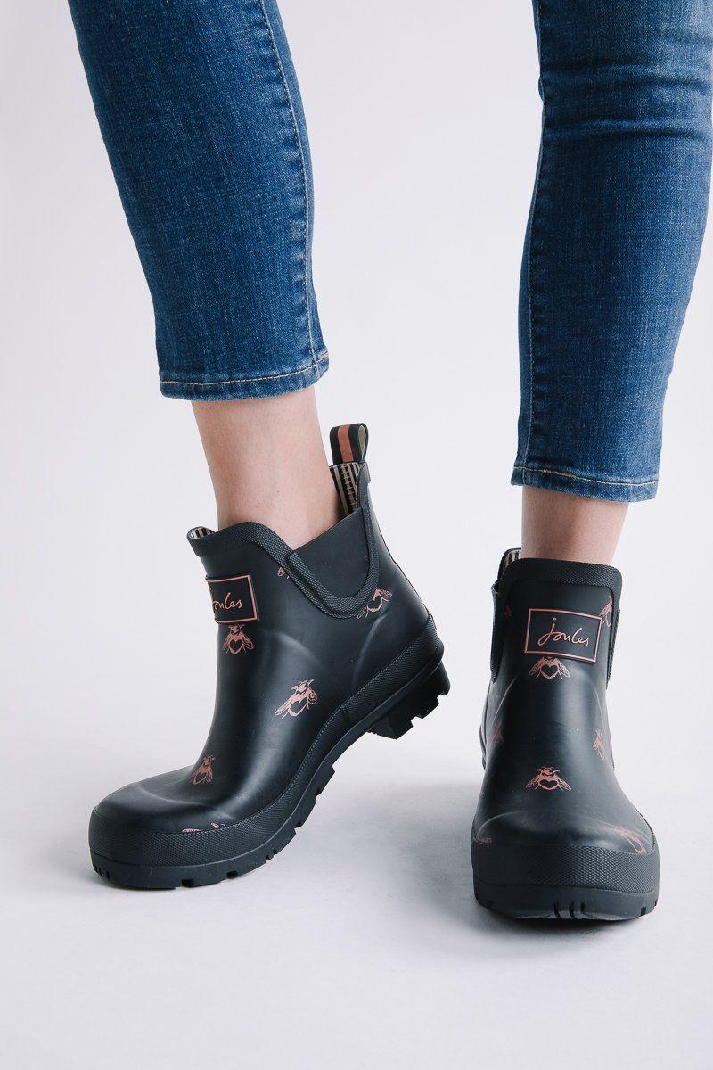 Wellibob Short Rain Boots abt1RRWg
