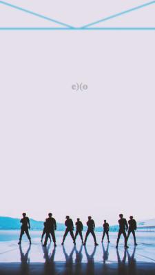 Exo Wallpapers Tumblr Exo Monster Kpop Backgrounds Exo