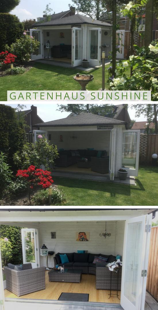 Gartenhaus Sunshine Iso Mit Grosser Falttur Gartenhaus Gartenhaus Gross Haus