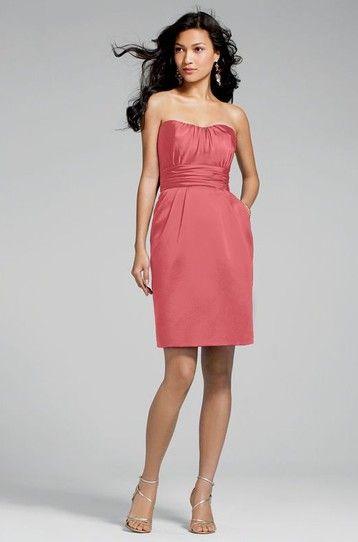 Alfred Angelo 7232 Bridesmaid Dress | Weddington Way $139